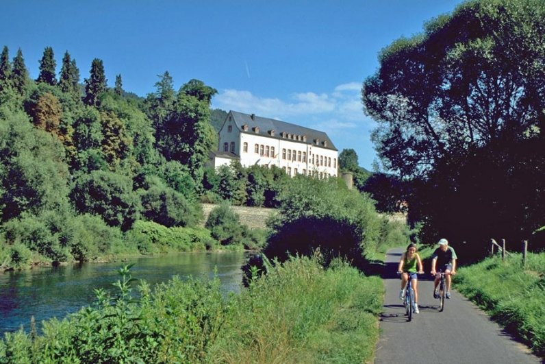 Radweg Bollendorf
