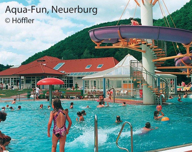 Aqua-Fun, Neuerburg
