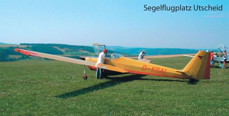 Segelflugplatz Utscheid