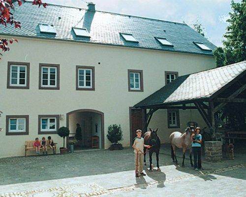 Bauernhof Heck in Halsdorf