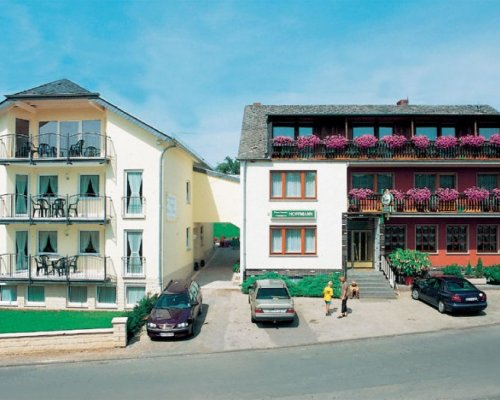 Landgasthaus Hoffmann Marko in Kruchten