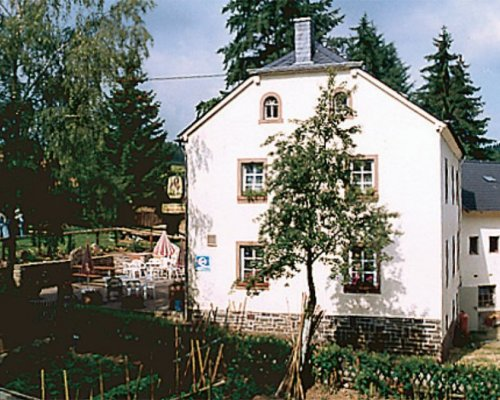 """""""Pension Waldtalsmühle"""" in Winterspelt"""