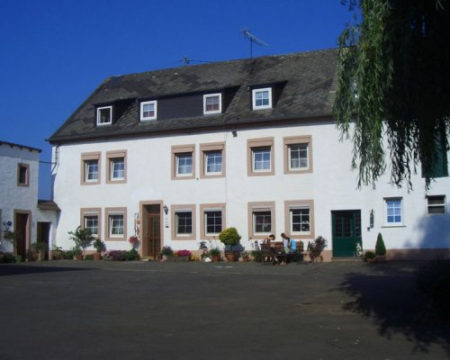 Biesdorfer Hof, Familie Neyses-Eiden